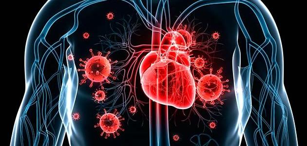 Infecția cu Covid-19 la pacienții cu afecțiuni cardiovasculare